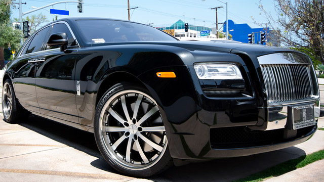 Rolls-Royce Service | Ayers Repairs